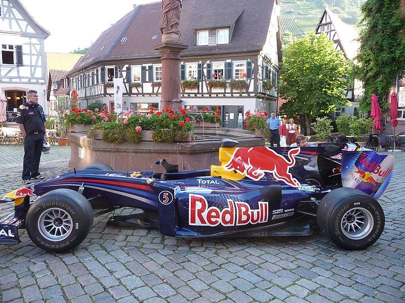 Sebastian Vettel: Heppenheim